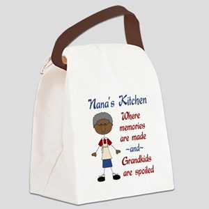 WHERE MEMORIES ARE MADE Canvas Lunch Bag
