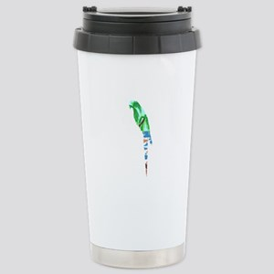 PARROT BEACH Travel Mug