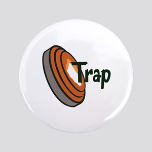 "TRAP SHOOTING 3.5"" Button"