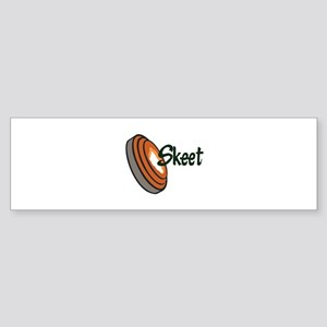 SKEET SHOOTING Bumper Sticker