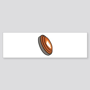 CLAY PIGEON Bumper Sticker