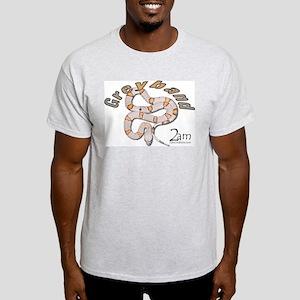 Greyband Kingsnake Light T-Shirt