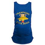 Championship Gold Maternity Tank Top