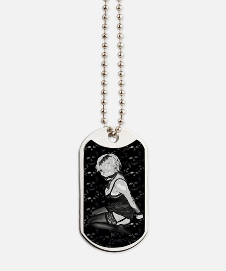 All Tied Up At The Moment 2002 Dog Tags