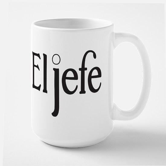 El Jefe Type Mugs