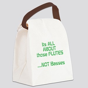 Its All ABOUT those FLUTES .....NOT Basses Canvas