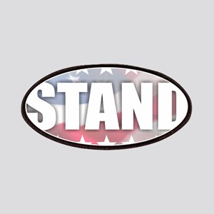 Stand for the Anthem Patch