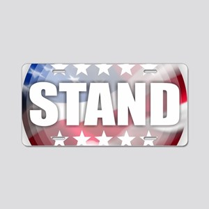 Stand for the Anthem Aluminum License Plate