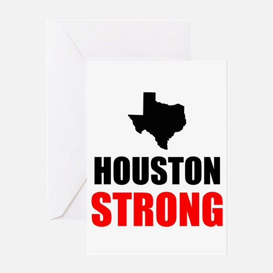 Houston Strong Greeting Cards