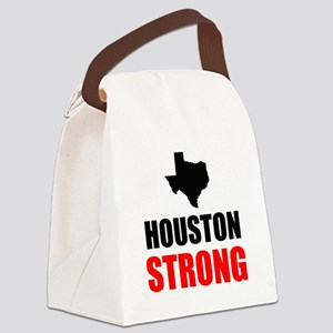 Houston Strong Canvas Lunch Bag