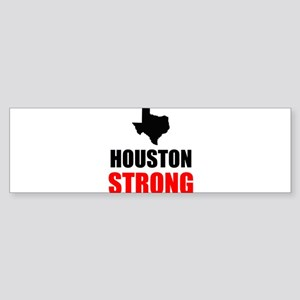 Houston Strong Bumper Sticker