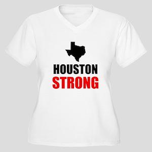 Houston Strong Plus Size T-Shirt