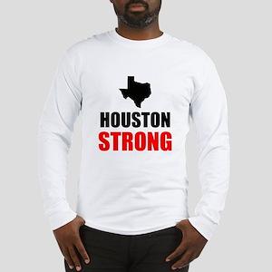 Houston Strong Long Sleeve T-Shirt