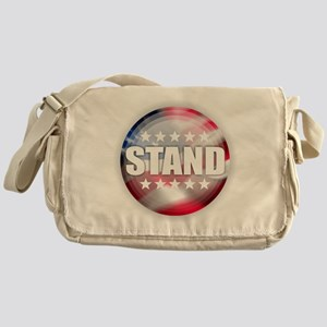 Stand for the Anthem Messenger Bag