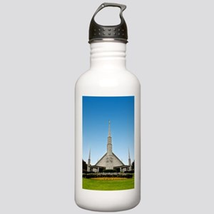 LDS Dallas Texas Temple Water Bottle
