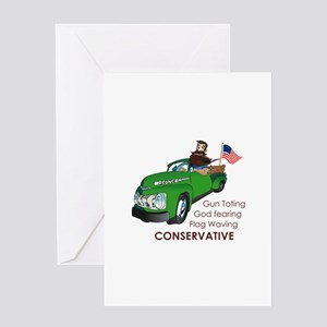 Funny redneck greeting cards cafepress redneck conservative greeting cards bookmarktalkfo Choice Image