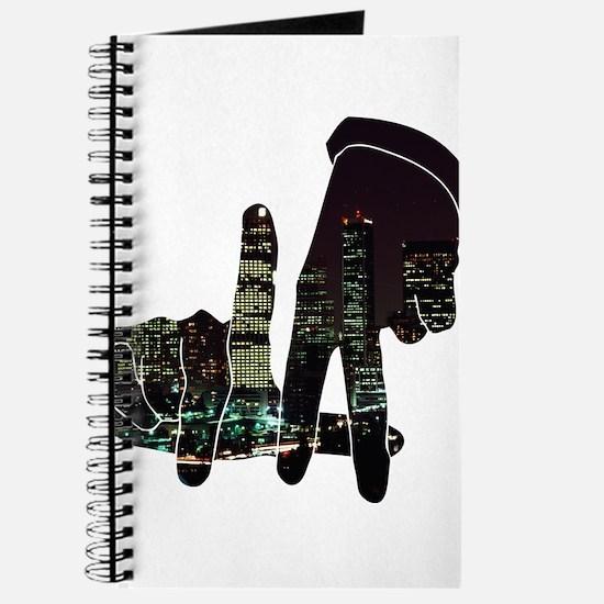 black hands Journal