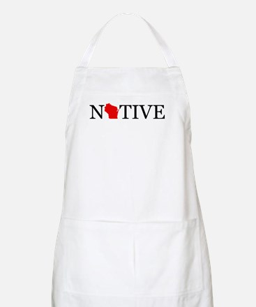 Native - Wisconsin Apron