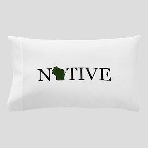 Native - Wisconsin Pillow Case