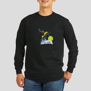 I DO MY OWN STUNTS Long Sleeve T-Shirt