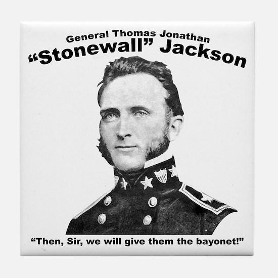 Stonewall: Bayonet Tile Coaster