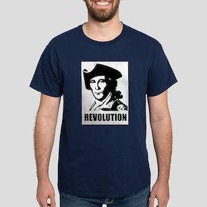 Washington Revolution Dark T-Shirt