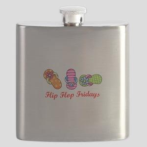 Flip Flop Fridays Flask