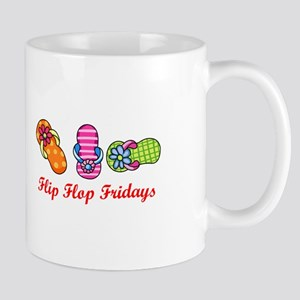 Flip Flop Fridays Mugs