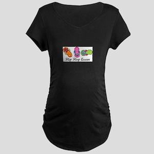 Flip Flop Queen Maternity T-Shirt