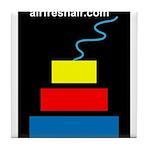 `airfreshair Tile Coaster