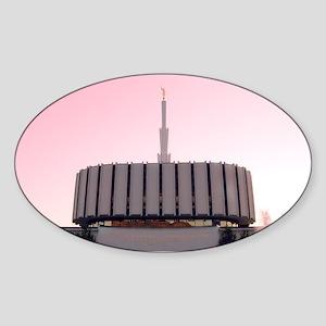 LDS Ogden Utah Temple Sticker