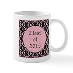 Class of 2015 Pink Pointe Mug