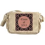 Class of 2015 Pink Pointe Messenger Bag