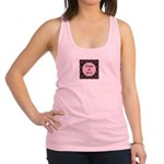 Class of 2015 Pink Pointe Racerback Tank Top