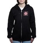 Class of 2015 Pink Pointe Women's Zip Hoodie