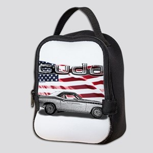 Cuda Neoprene Lunch Bag