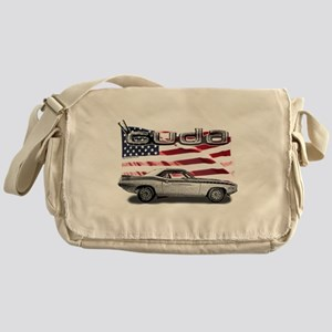 Cuda Messenger Bag