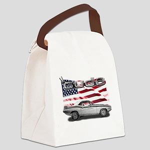 Cuda Canvas Lunch Bag