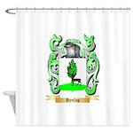 Hyslop Shower Curtain