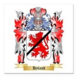 Hyland Square Car Magnet 3