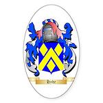 Hyde Sticker (Oval 50 pk)