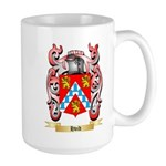 Hvid Large Mug