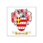 Huzzey Square Sticker 3