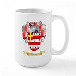 Huzzey Large Mug