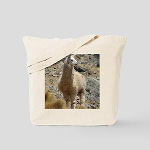Llama Sentinal Tote Bag