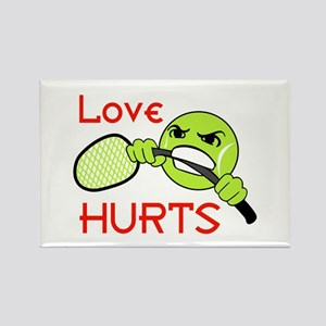 LOVE HURTS Magnets