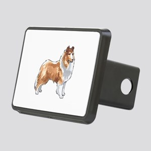 ROUGH COLLIE Hitch Cover