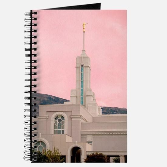 LDS Mount Timpanogos Temple Journal