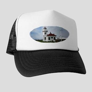Mukilteo Lighthouse Trucker Hat