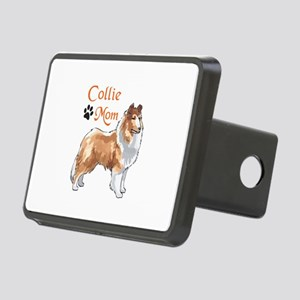 COLLIE MOM Hitch Cover